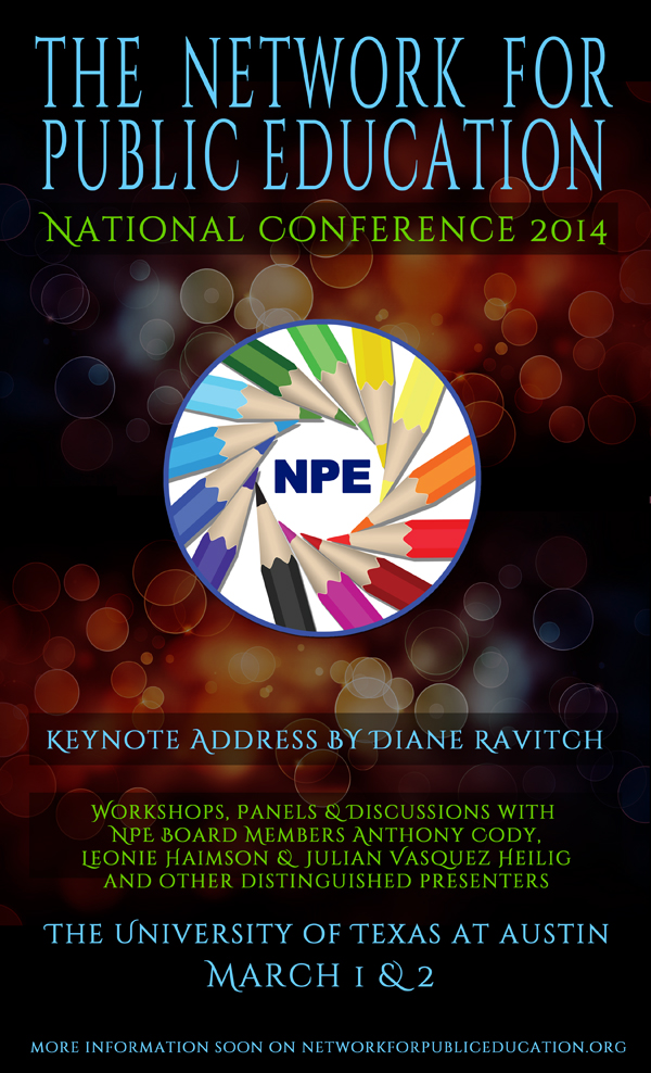 Network For Public Education Conference >> Npe National Conference 2014 Network For Public Education